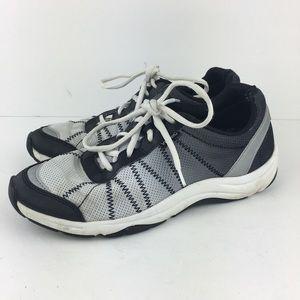 Vionic Black/White Sneakers Size 8.5